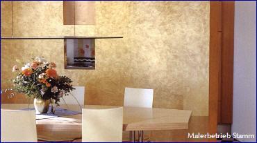 spachteltechniken. Black Bedroom Furniture Sets. Home Design Ideas
